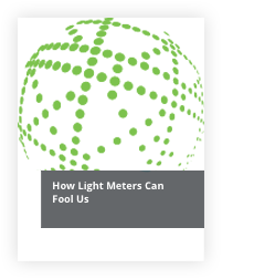 WHITE PAPER How Light Meters Can Fool Us - Revolution Lighting Technologies