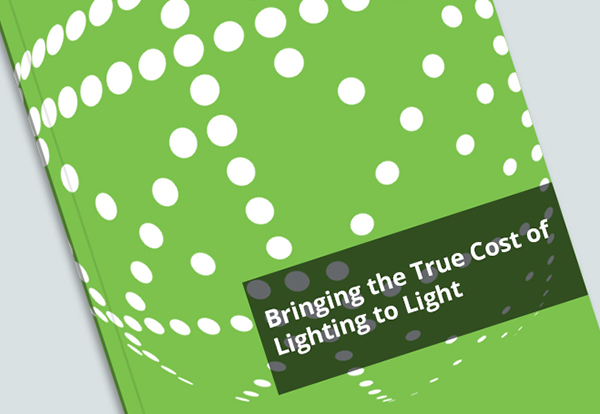 Bringing the True Cost of Lighting to Light - Revolution Lighting Technologies