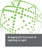Bringing the True Cost of Lighting to Light